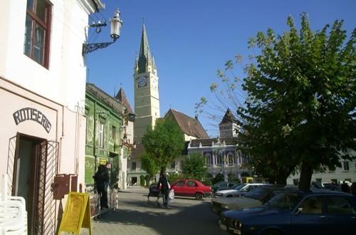 Medias stadsbeeld